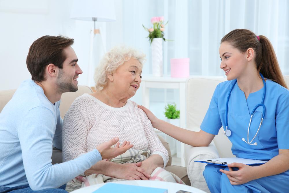 Ambulanter Pflegedienst - betreuung & beratung Liederbach